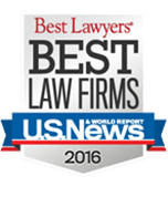 Best Law Firms 2016